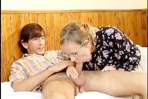 mad old mommy hard fuck
