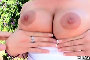 hawt golden-haired d like to fuck with large butt