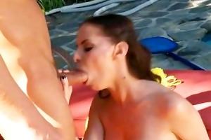 boy licks and fucks cunt