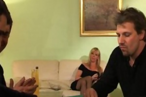 elsa kryss housewife drilled by spouse allies