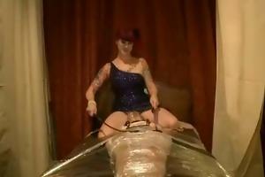 bizarre bondage bitch entertaining ache