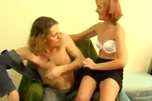 red head desires to orgasm