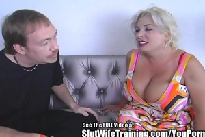large tit claudia marie pays smutty d for penis