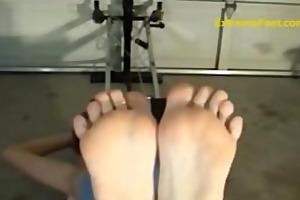 fine feet
