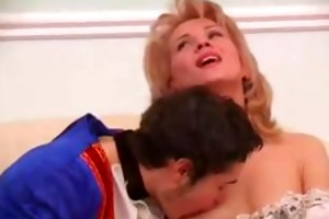 russian mama and son halloween sex 2