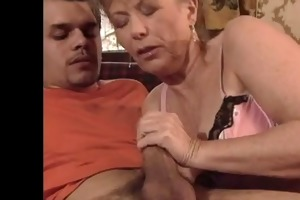 sexy mama n145 dark brown aged milf and a