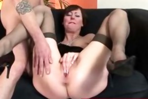 sexually excited aged fucked unfathomable and hard