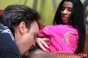 lustful indian playgirl with large merry mounds