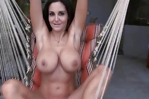 breasty mother i ava addams acquires fucked in