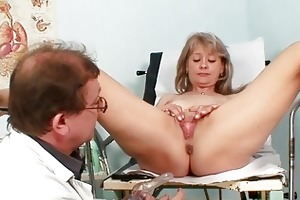 sexy golden-haired mother i acquires her bawdy