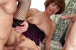 older girl acquires banged by boyz