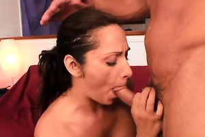 breasty dark brown milf vannah sterling gives a