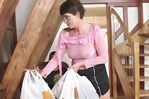 lustful mother in law seduces him