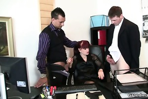 office doxy swallows ramrods