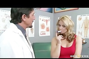 sexy big-tit blond whore mother i patient