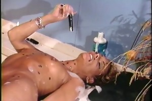 stunning debbie diamond acquires soapy and