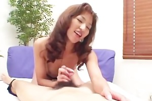 oriental chick acquires hardcore rear fucking