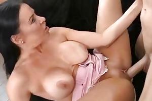 vanilla de ville playgirl mamma receive laid on