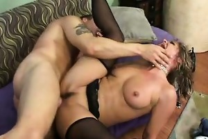 wicked aged kelly leigh shows her excited fellow