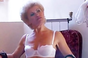 granny receives it is ejaculation