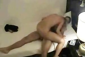 fucking on the ottoman