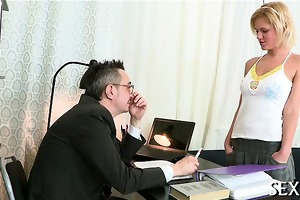 oral-sex for older teacher