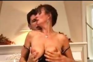 desirable dominant-bitch titty jizzle