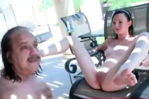 jenny anderson is gangbanged by a older man