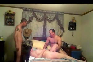 a matter of joke homemade 3some