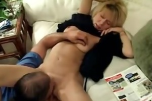 very lascivious aged wife just wishes to fuck