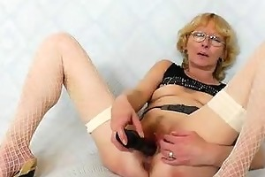 blondie mother gapes and bonks her fuck gap