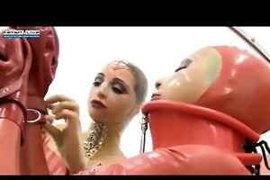 wild nasty latex mother i submission
