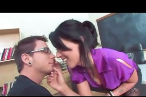 breasty mother i teacher fucked by a problematic