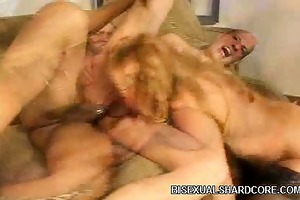 d like to fuck acquires double teamed