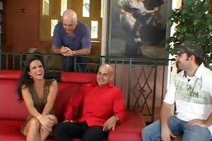 mrs. pinella yells when shes fucked