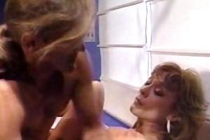 nina hartley--classic anal
