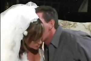 tyla is a slutty bride