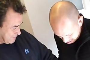 hung latino fucking a dad