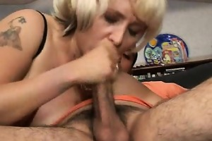 golden-haired mother i sophia boobs