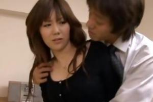 breasty japanese wife nanako mori gets part1