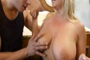sexy blonde breasty mother i drilled priceless