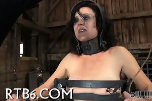 evil punishment for beautys wet crack