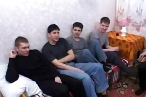 five boys sex with older woman .