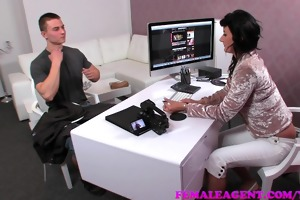femaleagent hot mother i agent desperatley seeks