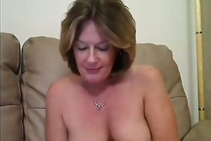 me 51 years old playing with my moist pussy