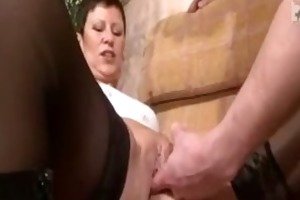 granny messy sex