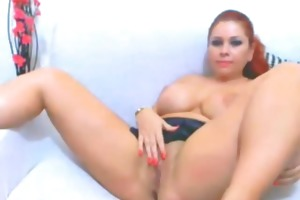 red head mother i pov livecam