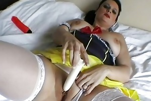 spruce english d like to fuck toys her used moist