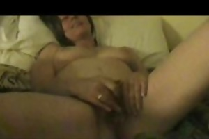 big bumpers mom masturbates on sons sofa