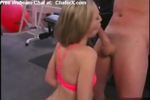 alana evans is a sexually excited tall blond d